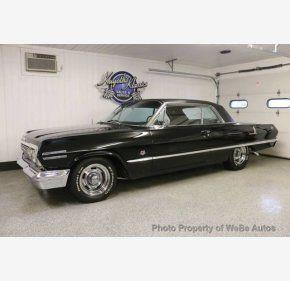 1963 Chevrolet Impala For Sale 101060051 Chevrolet Impala