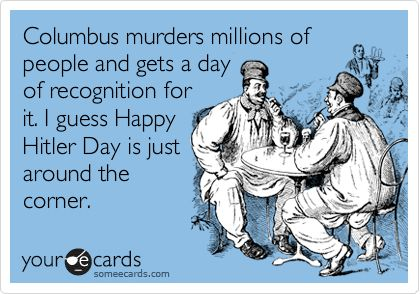 Columbus Day XD