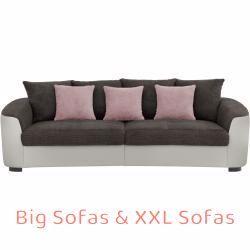 Big Sofa Grau 242 Cm 62 Cm 129 Cm Polstermobel Sofas Big Sofas Mobel Kraftmobel Kraft In 2020 Big Sofas Sofa Porch Furniture