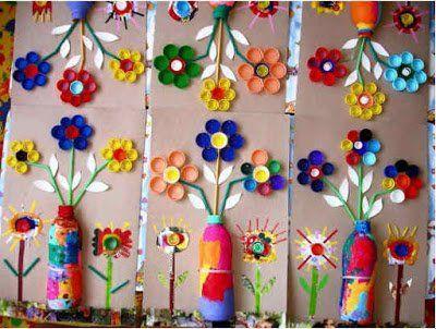 45 Ide Kreasi Dari Contoh Dekorasi Kelas Anak Tk Kemewahan Untuk