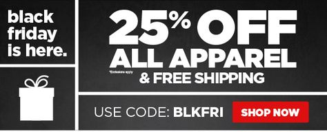 BLACK FRIDAY SALE: Nevermind waiting in line! 25% OFF + FREE SHIPPING on all orders over $50! Hurry, inventory is very limited! Use code: BLKFRI