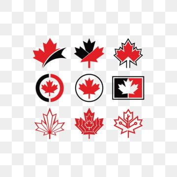 Canada Maple Leaf Icon Image Vector Logo Inspiration Logo Icons Leaf Icons Inspiration Icons Png And Vector With Transparent Background For Free Download Maple Leaf Logo Leaf Logo Flag Vector