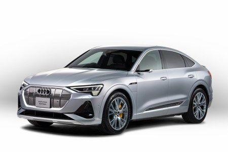 Audi Release The Second Full Scale Pure Ev E Tron 50 Quattro In 2021 E Tron Used Suv Audi