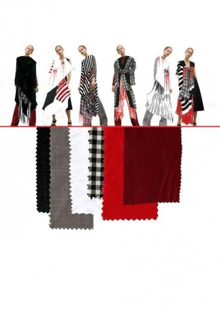 Fashion Portfolio Layout Mood Boards Colour 30+ Trendy Ideas