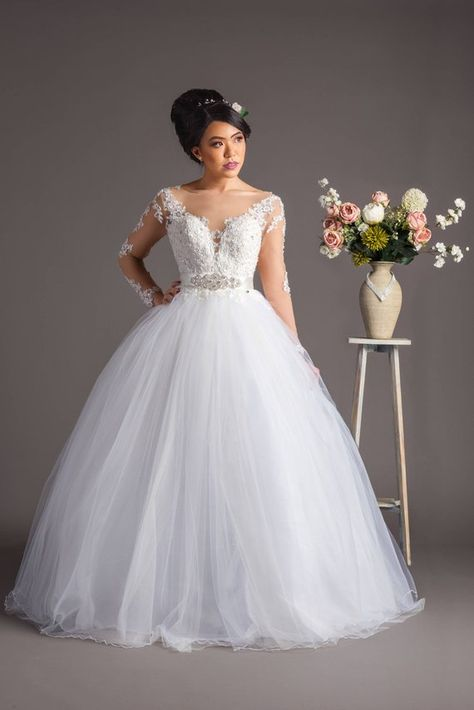 7aaf3fd7d13 The Yorkshire Bridal  TYorksbridal. Make a fairytale entrance in this  stunning princess gown
