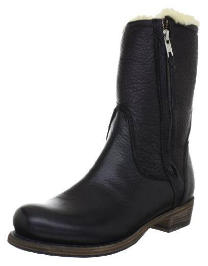Rieker L3882-35 Medoc, Schuhe, Stiefel & Boots, Chukka Boots, Lila, Female, 36