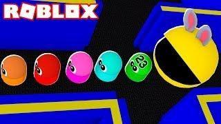 MI NOVIA ME COME ENTERO ! | Roblox PacMan con Mel | Roblox