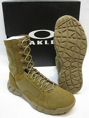 Oakley Lt Assault 2 Army Ocp Military Combat Boots Coyote Brown Tactical Boot In 2020 Boots Military Combat Boots Combat Boots
