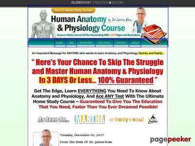 cool #ø The #1 Human Anatomy and Physiology Course ø | Learn About ...