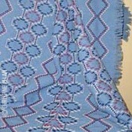 River Rocks - Lap Blanket
