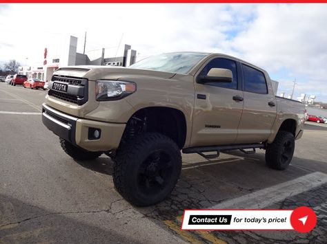 2016 Toyota Tundra For Sale >> New 2016 Toyota Tundra For Sale Miamisburg Oh Vin