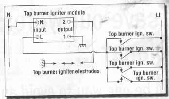 24 Wiring Diagram For Electric Stove Electric Stove Electricity