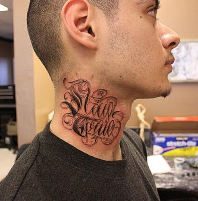 Tatuajes En El Cuello Tatuajes Chiquitos Disenos De Tatuajes Para Hombres Tatuajes Cuello
