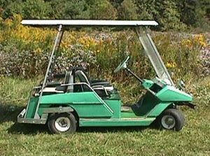 old golf carts google search vintage golf pinterest golf rh pinterest com Yamaha Golf Cart Wiring Diagram EZ Go Gas Wiring Diagram