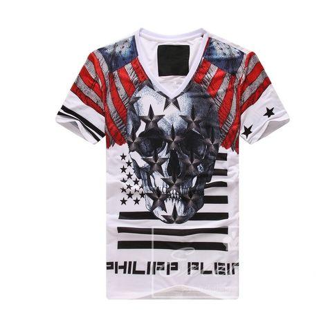 футболка PHILIPP PLEIN STAR SKULL. цена  30 грн. Футболки. Мужская одежда  Интернет магазин одежды и обуви - Excellence 63146f13ee5