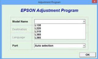 Epson L220 Resetter Download Epson Printer Driver Download