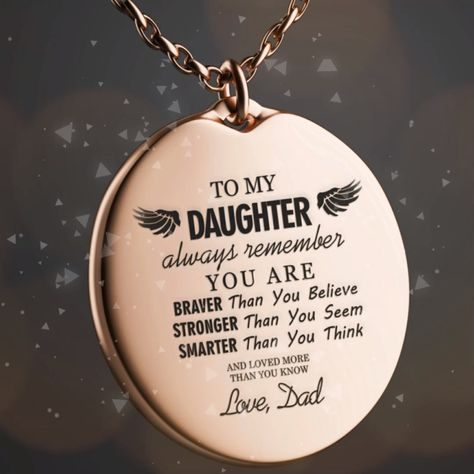 PERFECT GIFT FOR YOUR DAUGHTER She Will Love It Guaranteed