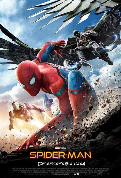 Peliculas Y Series Audio Latino Spider Man De Regreso A Casa Peliculas En Espanol Paginas De Peliculas Spider Man