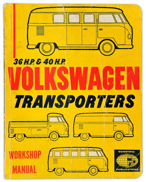 volkswagen transporters workshop manual | Flickr - Photo Sharing!