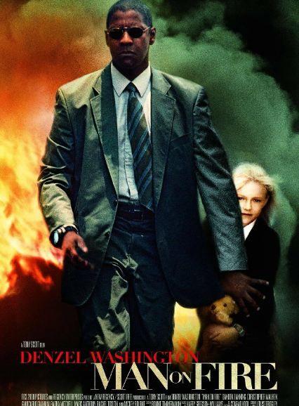 فيلم Man On Fire 2004 مترجم مشاهدة و تحميل Man On Fire Fire Movie Full Movies Online Free