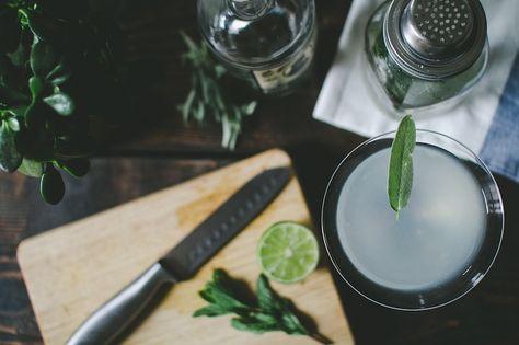 SAGEside cocktail