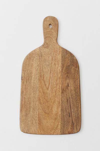 Wooden Chopping Board Brown Mango Wood Home All H M Gb Wood Chopping Board Wooden Chopping Boards Mango Wood