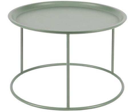 Tablett Tisch Ivra Jadegrun Tabletts Tisch Beistelltisch