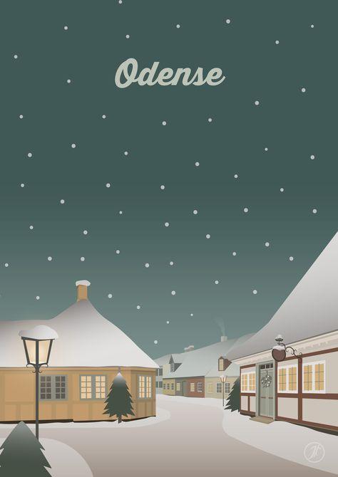 odense jul i odense, #jul #odense...