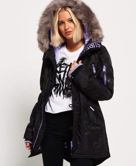 Superdry SD L Parka Coat Women's Jackets and Coats