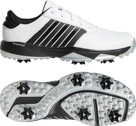 adidas bounce golf shoes black