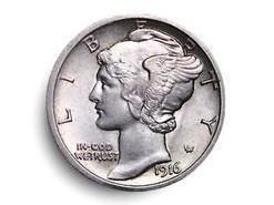 Mercury Dime Value Chart How Much Is A Silver Dime Worth