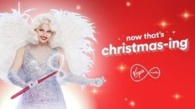 Virgin Media Now That S Christmas Ing Christmas Campaign Christmas Campaign Virgin Media Epic Gift