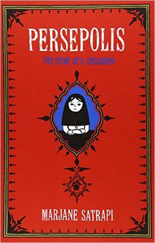 Persepolis The Story Of A Childhood Pantheon Graphic Novels
