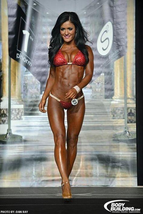 Karina Elle - Fitness Model   Fitness Beauty - FIT LIFE VIDEOS