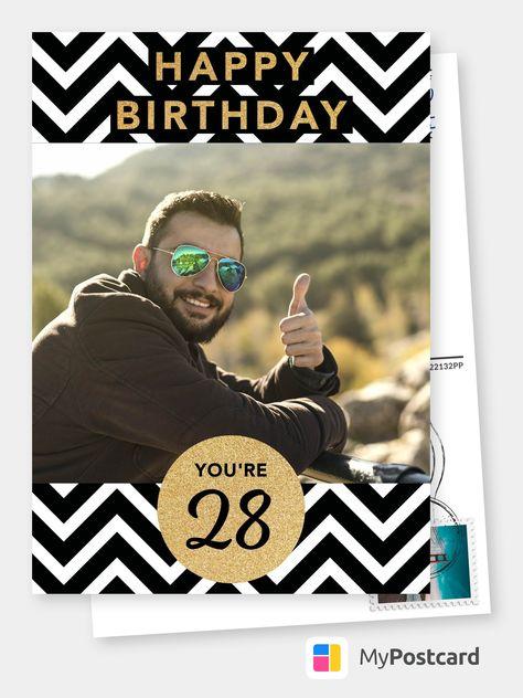 Geburtstagskarte 28 Geburtstagskarten Spruche Echte