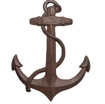 Decor Nautical Anchor Decorations