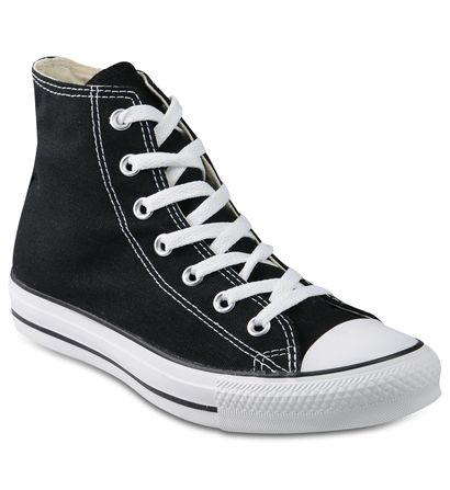 All Star Hi Converse Noir, Baskets Galeries Lafayette ...