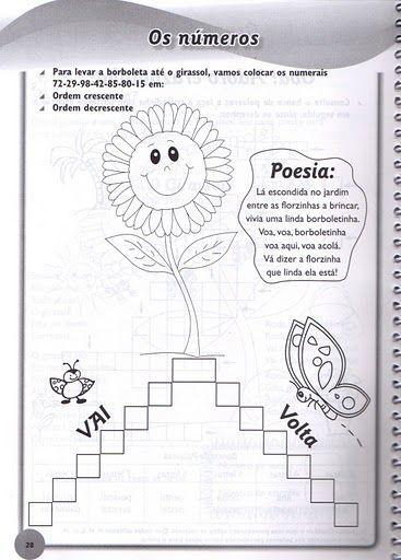 200 Atividades Para A Primavera Lembrancas Sugestoes Desenhos