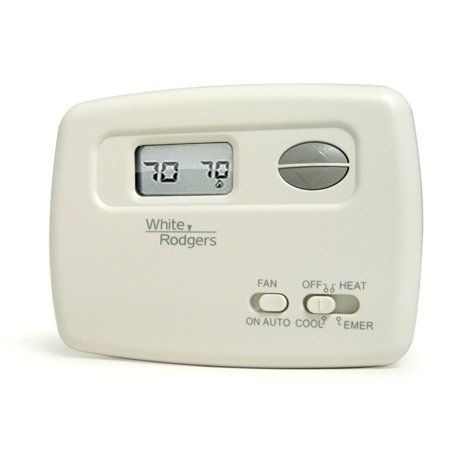 Thermostat troubleshooting rodgers white Simple Manual