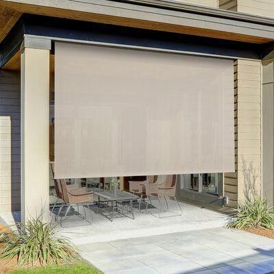 Exceptional Outdoor Patio Ideas On A Budget Info Is Available On Our Web Pages Check It Out And You Wont In 2020 Exterior Roller Shade Patio Sun Shades Solar Shades
