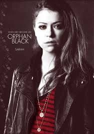 orphan black - SUCH a cool/intriguing show