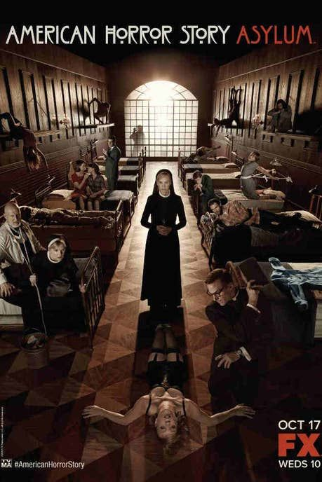 """You Should Definitely Be Excited About """"American Horror Story: Coven"""""""