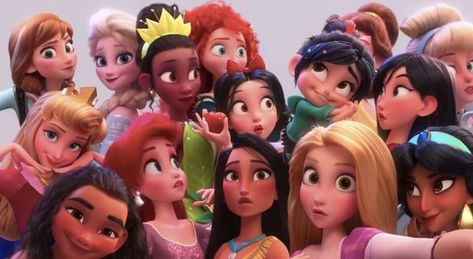 Experiment: Most Popular Disney Princess for Your Age Group
