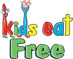List of Columbus restaurants' deals for kids' meals listed by day of the week.