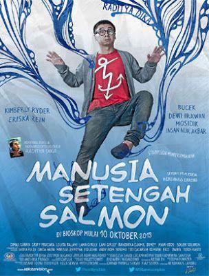 Download Novel Manusia Setengah Salmon Raditya Dika (Dengan gambar ...