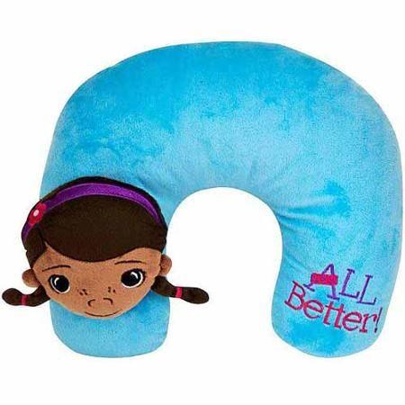 Disney Princess Neck Pillow Plane