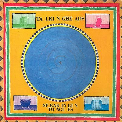 100 Best Albums Of The Eighties Speaking In Tongues Talking Heads Cool Album Covers