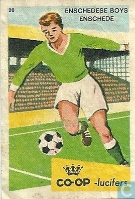 Matchcovers - Co-op - Enschedese Boys Enschede (With images ...
