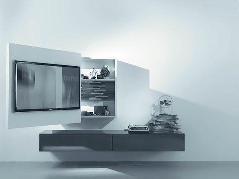 Porta Tv Flat.Porta Tv Orientabile Porta Tv Girevole By Fimar Tv