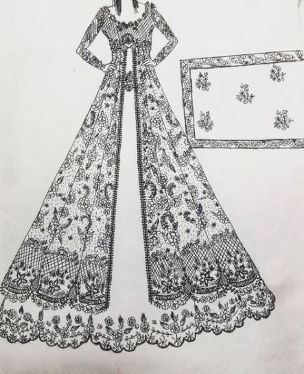 24 Best Ideas Wedding Gifts Ideas To Make Dads Illustration Fashion Design Fashion Illustration Dresses Dress Design Drawing